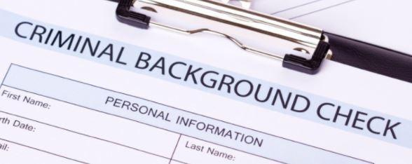 Criminal record checks South Africa
