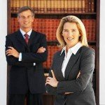 Male and female criminal defence lawyers